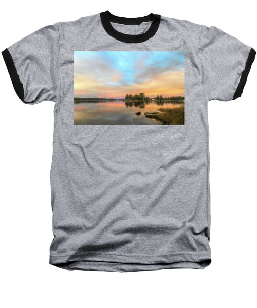 Sunrise, From The West Baseball T-Shirt