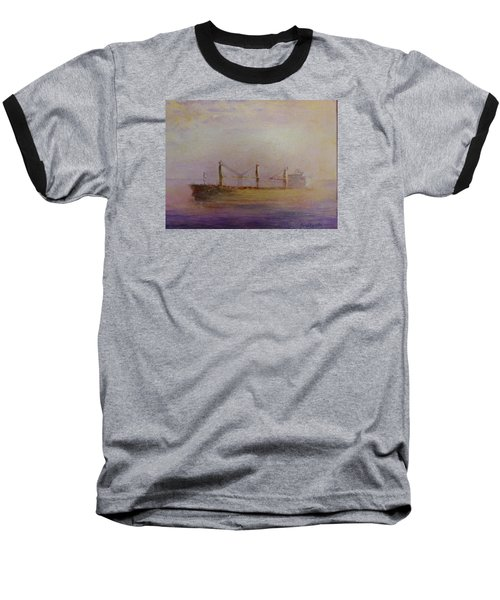 Sunrise Gold Baseball T-Shirt