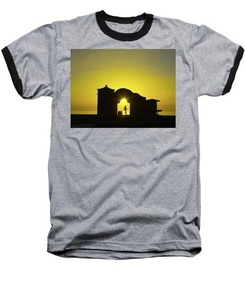 Sunrise Hollywood Florida Baseball T-Shirt