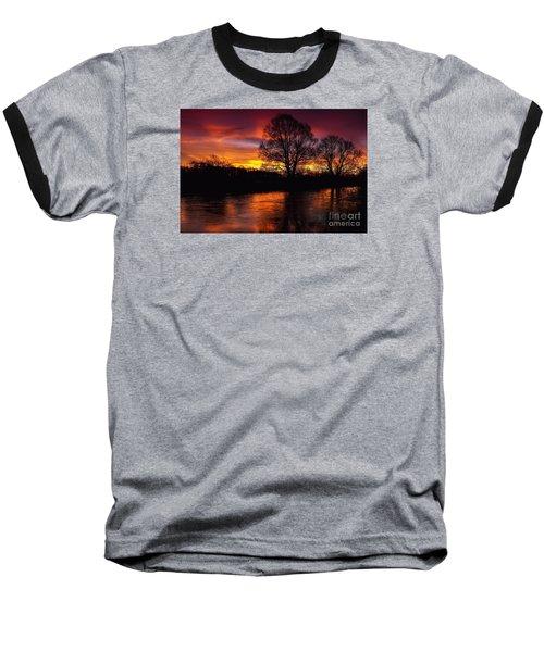 Baseball T-Shirt featuring the photograph Sunrise II by Franziskus Pfleghart