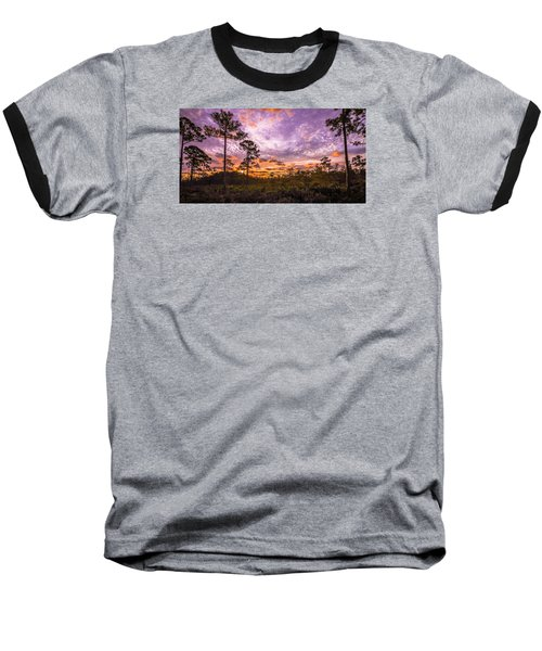 Sunrise In Jd Baseball T-Shirt