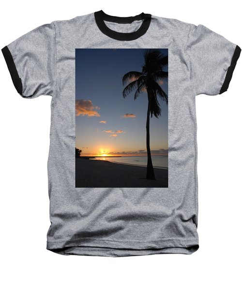Sunrise In Key West 2 Baseball T-Shirt