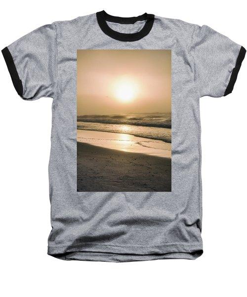 Baseball T-Shirt featuring the photograph Sunrise In Orange Beach  by John McGraw
