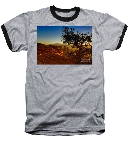 Baseball T-Shirt featuring the photograph Sunrise Inspiration by Kristal Kraft