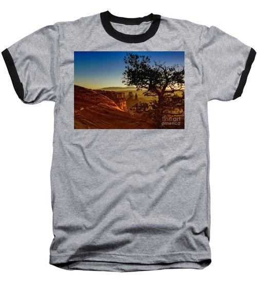 Sunrise Inspiration Baseball T-Shirt