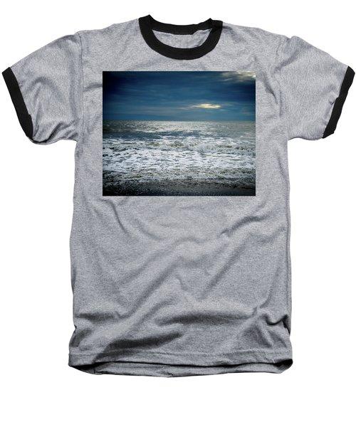 Sunrise-kennebunk Beach Baseball T-Shirt