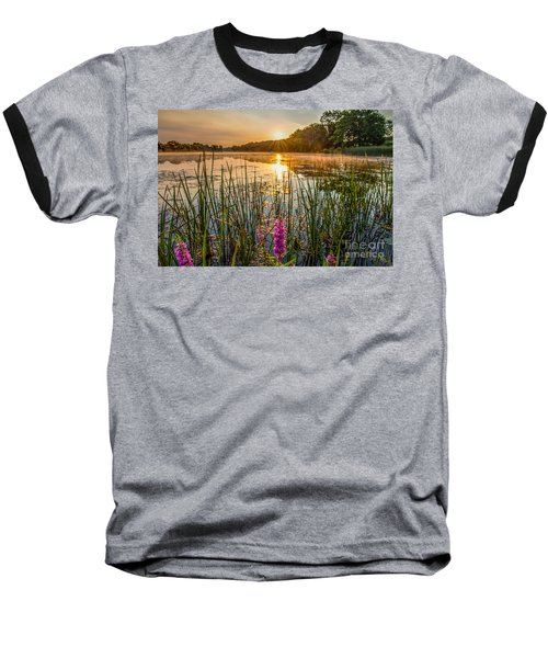 Sunrise Kent Lake Baseball T-Shirt