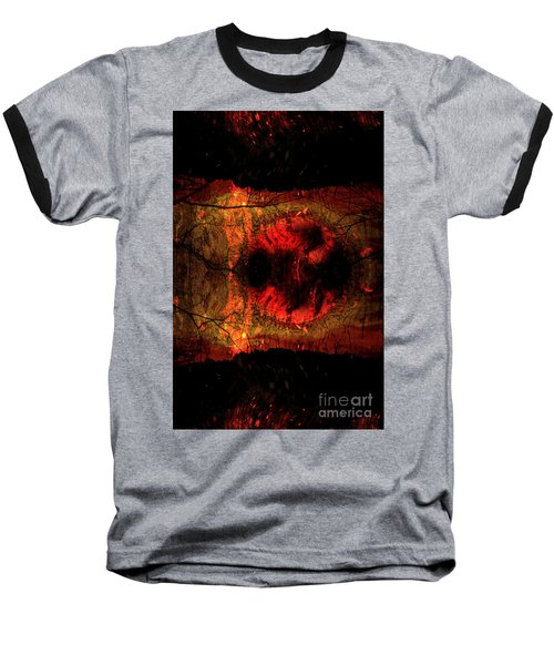 Baseball T-Shirt featuring the photograph Sunrise  by Lila Fisher-Wenzel