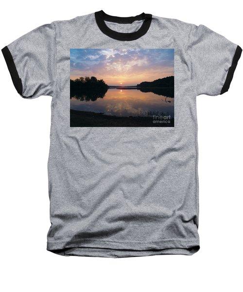 Sunrise Morning Bliss 152b Baseball T-Shirt