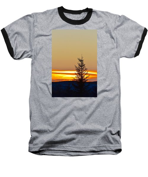 Sunrise On A Sunday Morning Baseball T-Shirt