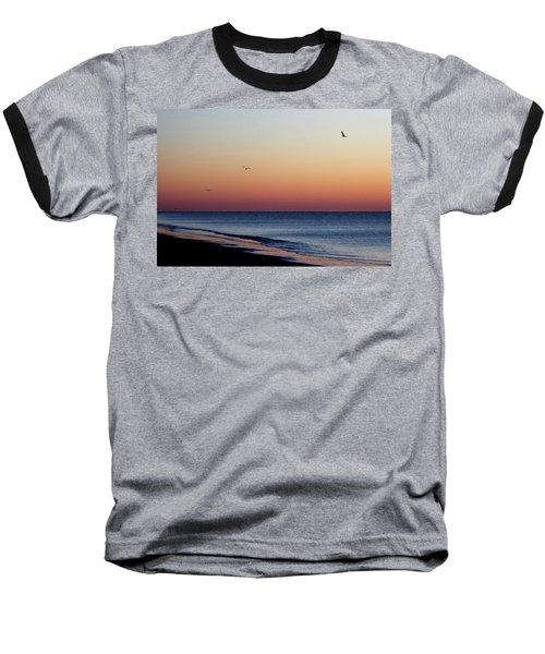 Sunrise On Hilton Head Baseball T-Shirt