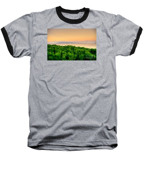 Baseball T-Shirt featuring the photograph Sunrise On Maui by Kelly Wade
