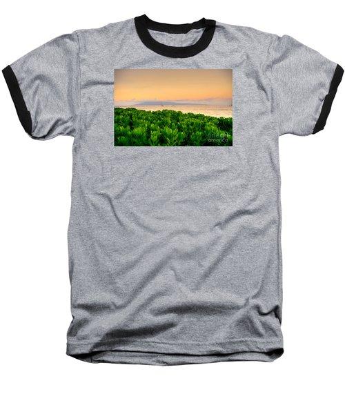 Sunrise On Maui Baseball T-Shirt