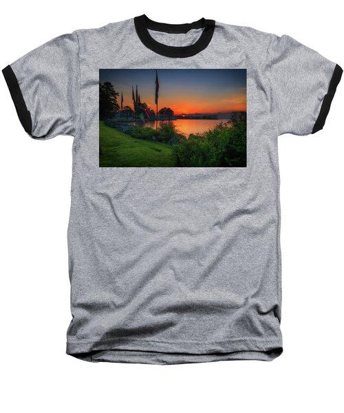 Sunrise On The Neuse 2 Baseball T-Shirt