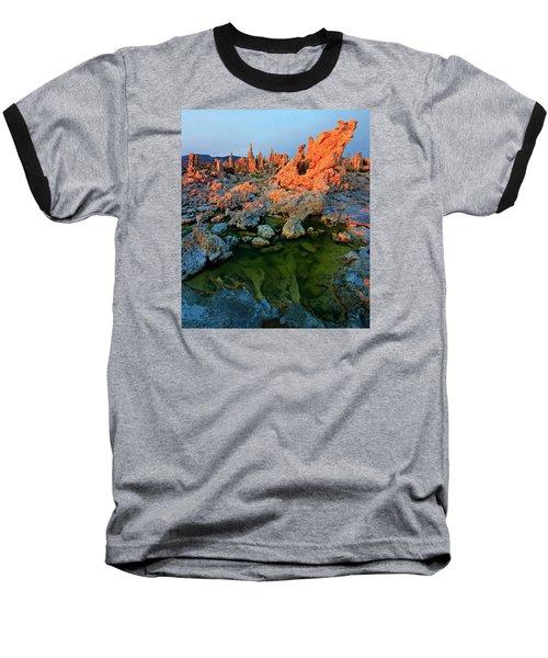 Sunrise On Tufa 2 Baseball T-Shirt