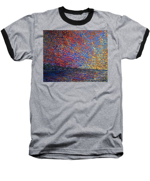 Sunrise Over St Andrews Nb Baseball T-Shirt