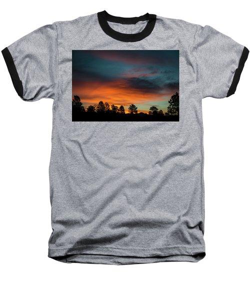 Sunrise Over The Southern San Juans Baseball T-Shirt