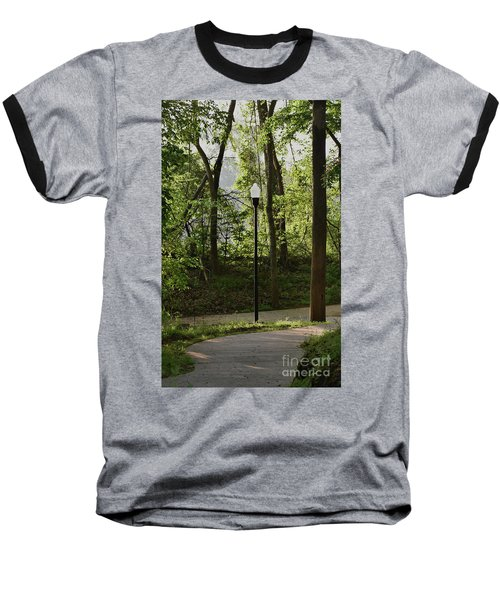 Baseball T-Shirt featuring the photograph Sunrise Service by Skip Willits