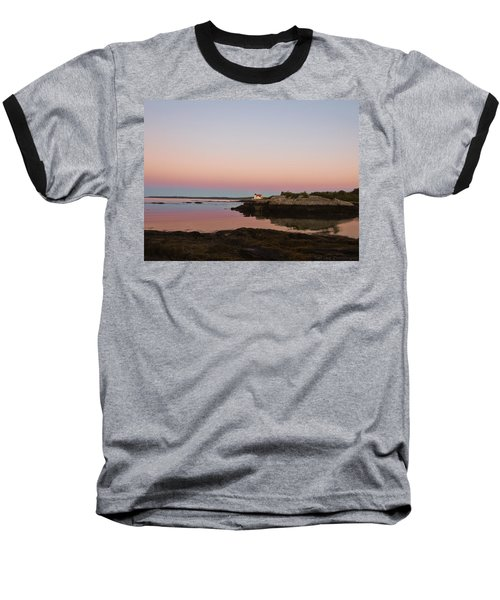 Sunrise Spillover Baseball T-Shirt