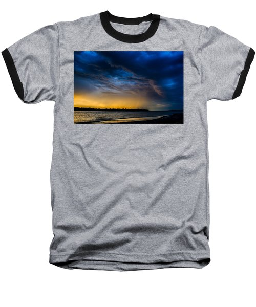 Sunrise Storm Baseball T-Shirt
