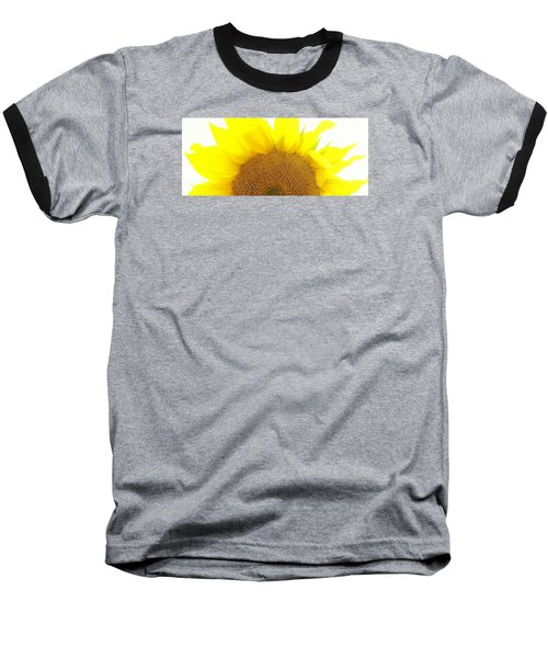 Sunflower Sunrise Baseball T-Shirt