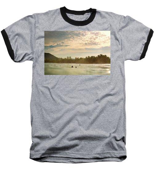 Sunrise Surfers Baseball T-Shirt