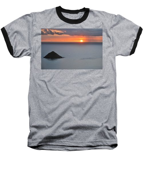Sunrise View Baseball T-Shirt
