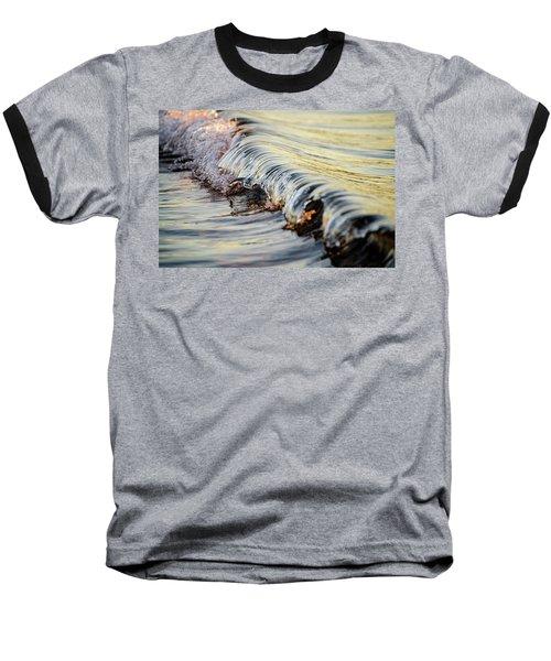 Sunrise Wave Baseball T-Shirt