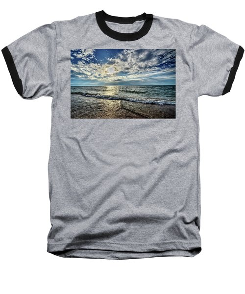 Sunset 32 Baseball T-Shirt