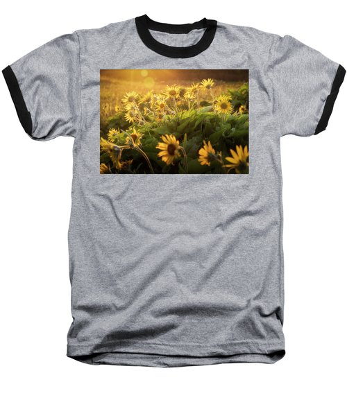 Sunset Balsam Baseball T-Shirt