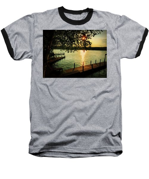 Sunset Bay Baseball T-Shirt