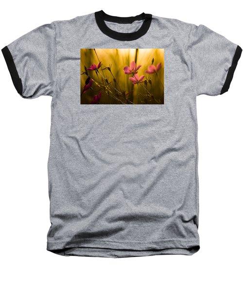 Sunset Beauties Baseball T-Shirt by Parker Cunningham
