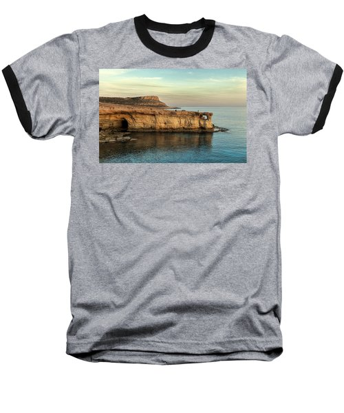 Sunset By The Cape Baseball T-Shirt