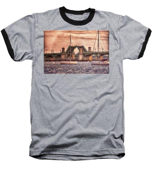 Sunset Closing Baseball T-Shirt