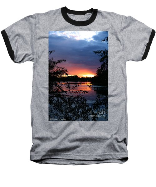 Sunset Cove Baseball T-Shirt