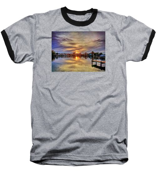 Sunset Creek Baseball T-Shirt