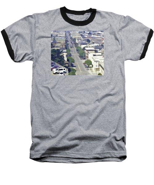 Sunset Days Baseball T-Shirt