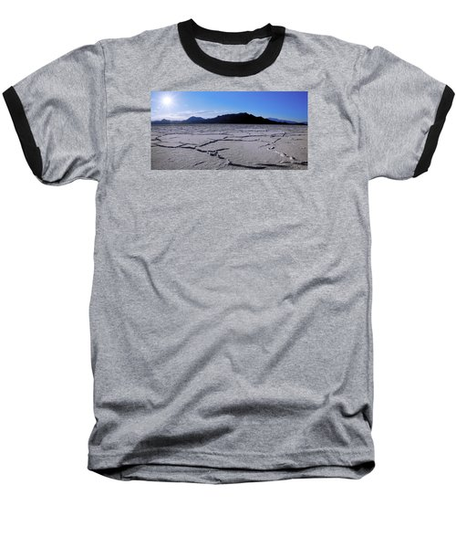 Sunset Flats Baseball T-Shirt
