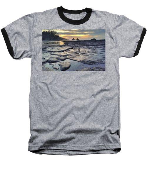 Sunset Glow Baseball T-Shirt