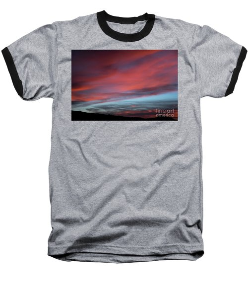 Sunset In Capital Reef  Baseball T-Shirt