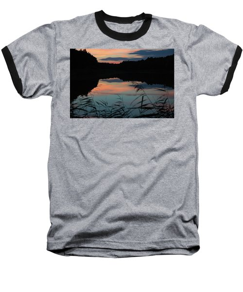 Sunset In September Baseball T-Shirt