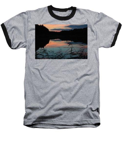Sunset In September Baseball T-Shirt