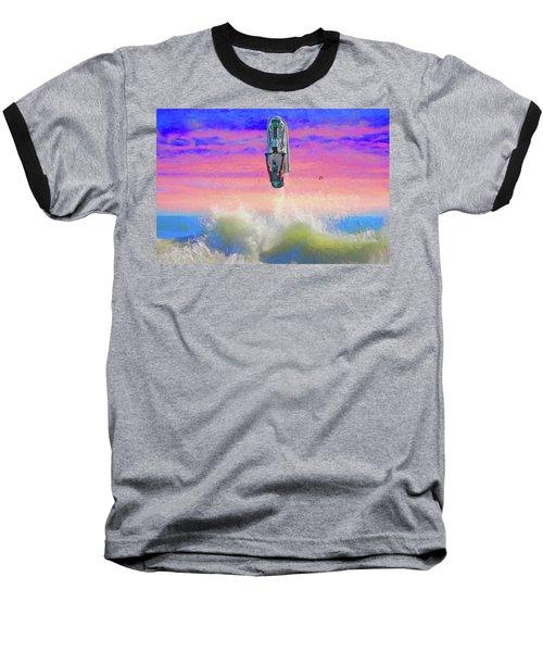 Sunset Jumper Baseball T-Shirt