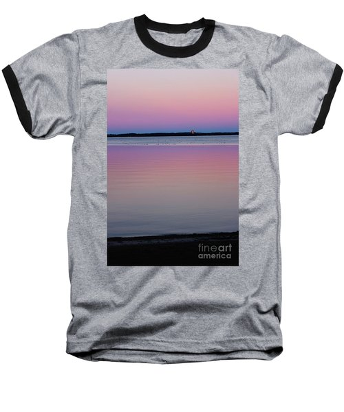 Sunset Magic Baseball T-Shirt