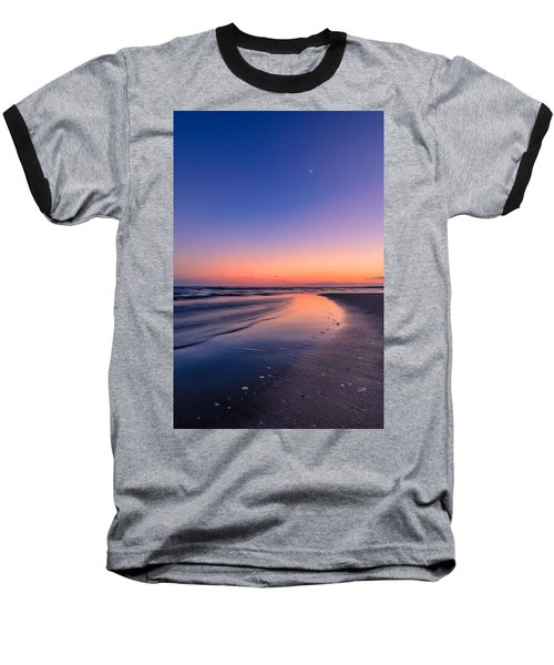 Sunset, Old Saybrook, Ct Baseball T-Shirt