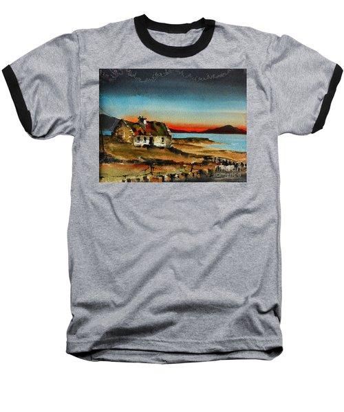 F 707 Inishfree Bay Near Ardra, Donegal.. Baseball T-Shirt