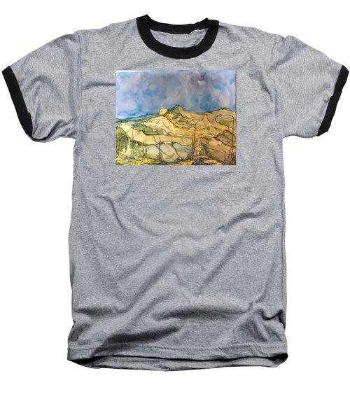 Sunset Baseball T-Shirt by Pat Purdy