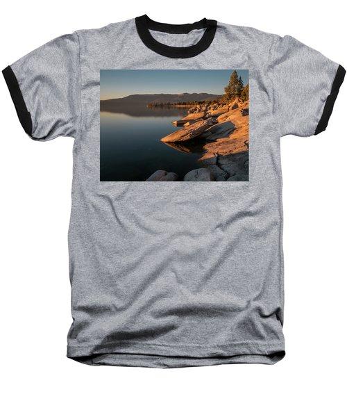 Sunset Peace Baseball T-Shirt