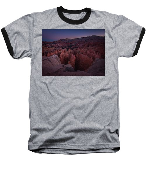Sunset Point Baseball T-Shirt
