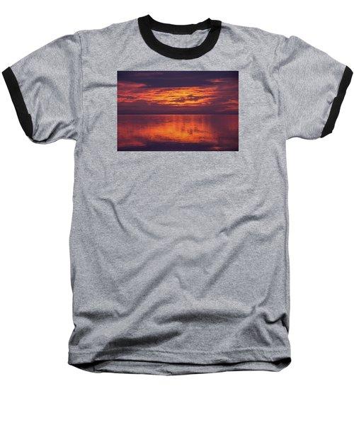 Sunset Sequim Baseball T-Shirt